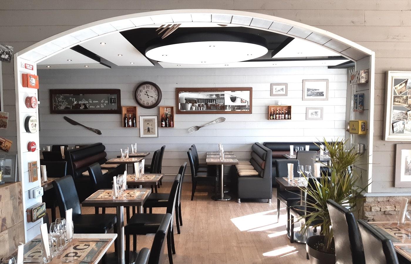Le restaurant Planches et Gamelles